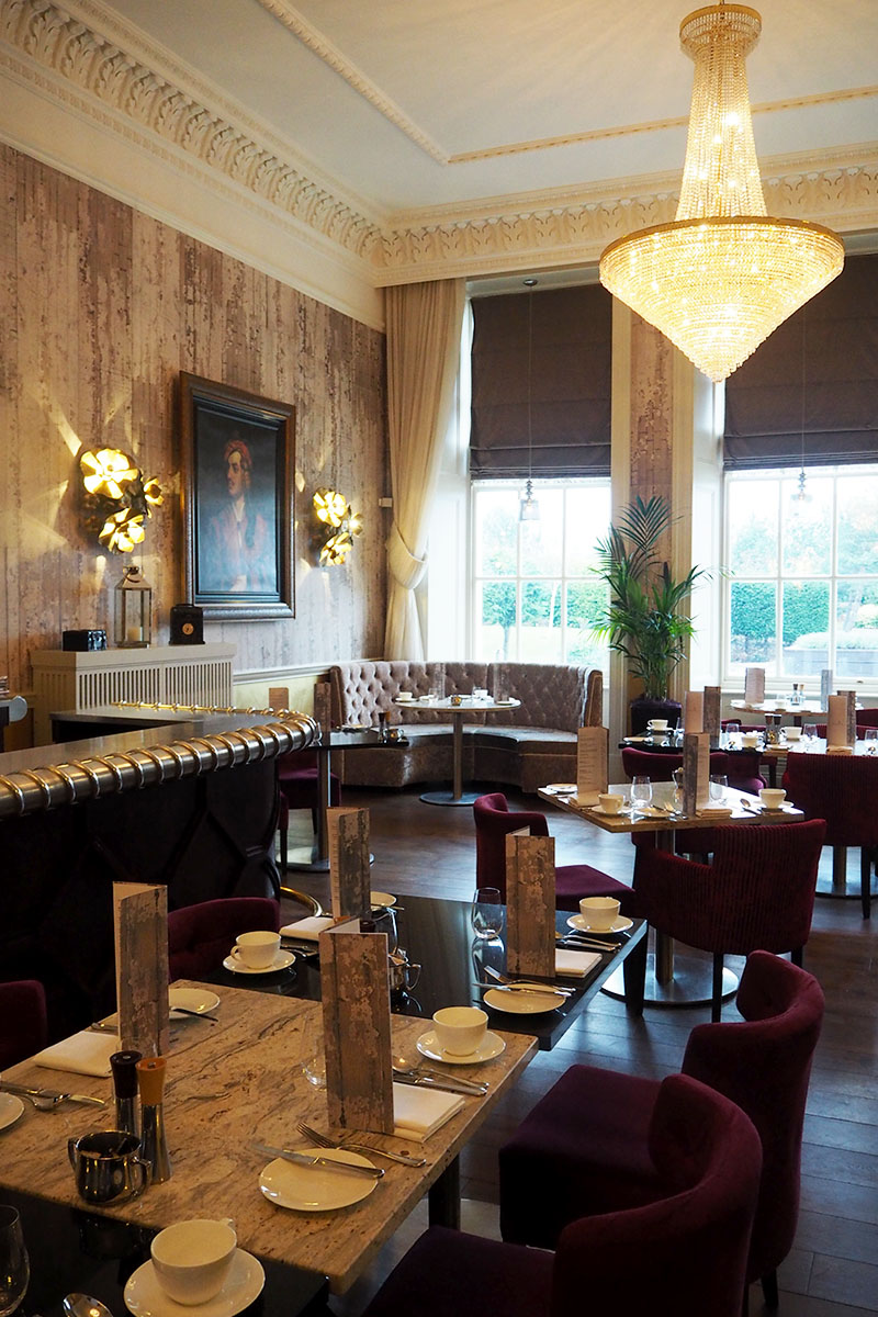 Byrin restaurant review seaham hall, Bumpkin Betty