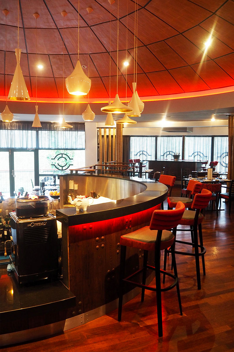 The ozone restaurant seaham hall, Bumpkin Betty