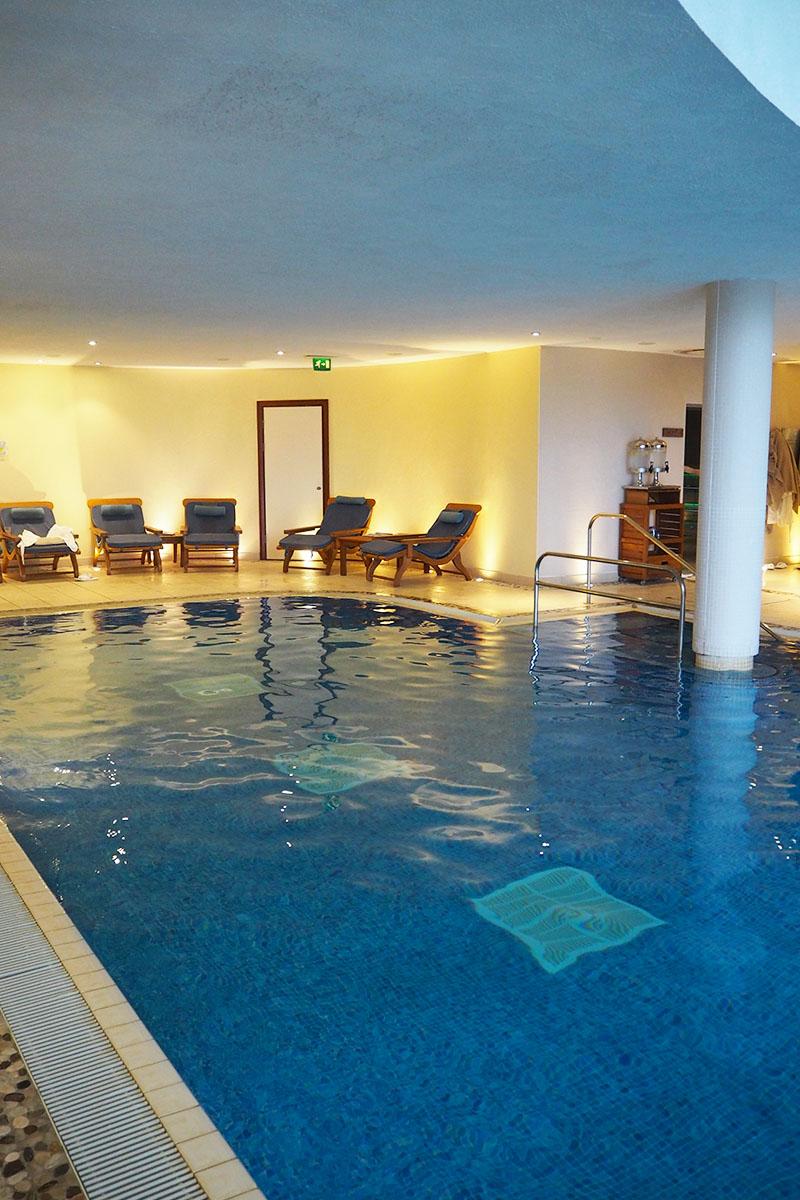 Seaham Hall spa review, Bumpkin Betty