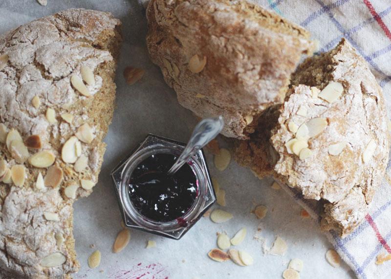 How to bake soda bread, Bumpkin Betty