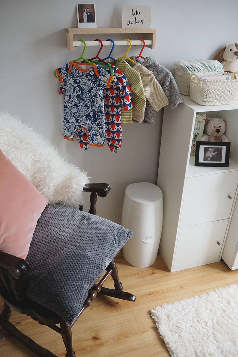 Baby room makeover, Bumpkin betty