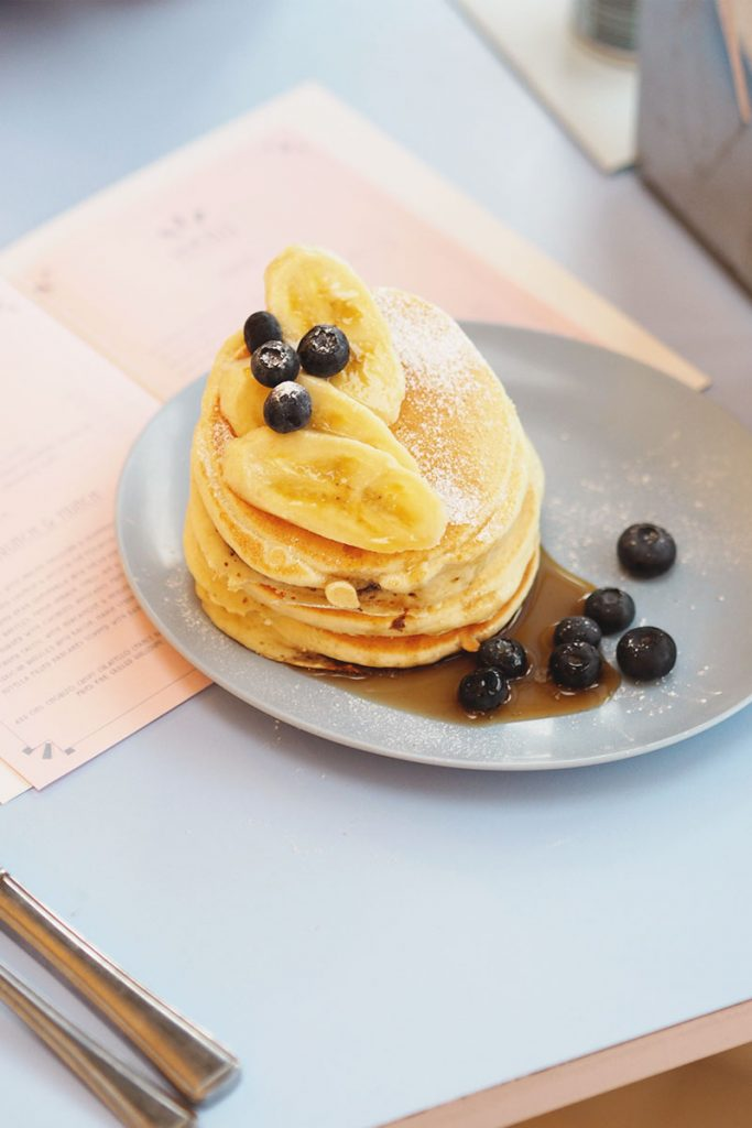 Best pancakes in London, Bumpkin Betty