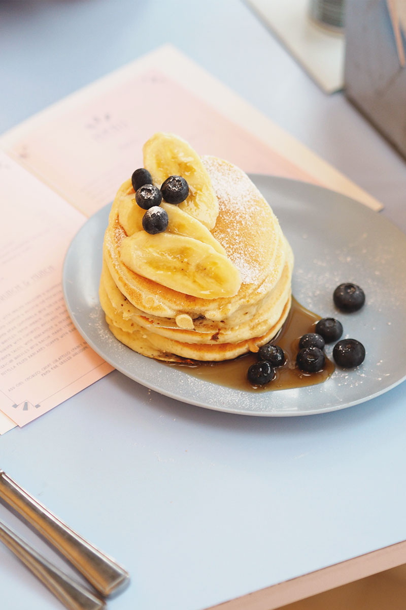 Best pancakes in London, Bumpkin Betty