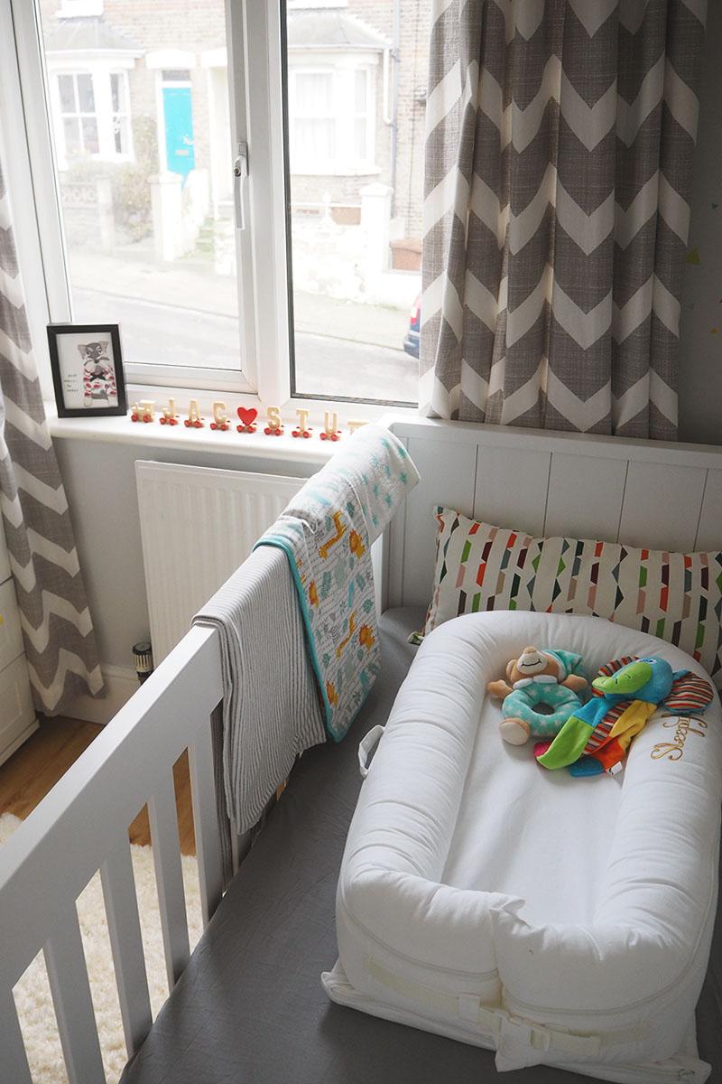 Boori nursery cot, Bumpkin Betty