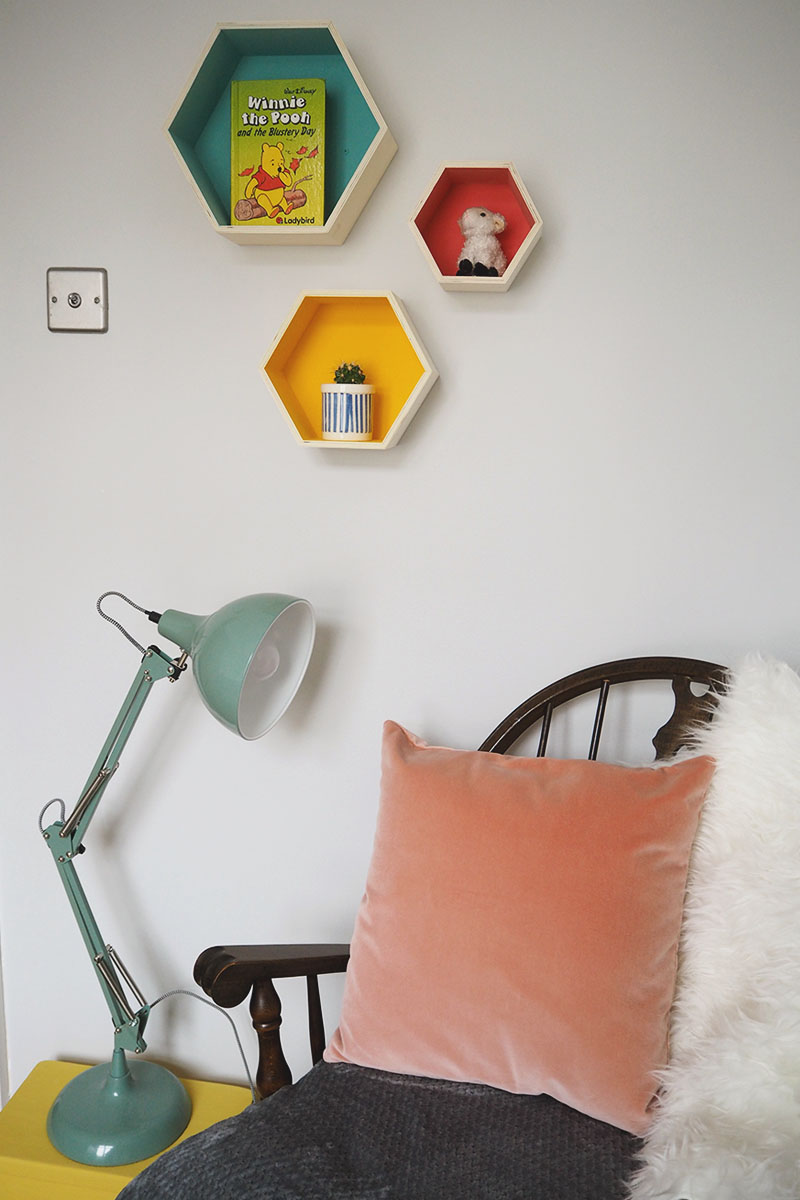 bright and colourful nursery, Bumpkin Betty