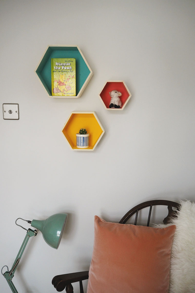bright primary coloured nursery, Bumpkin Betty