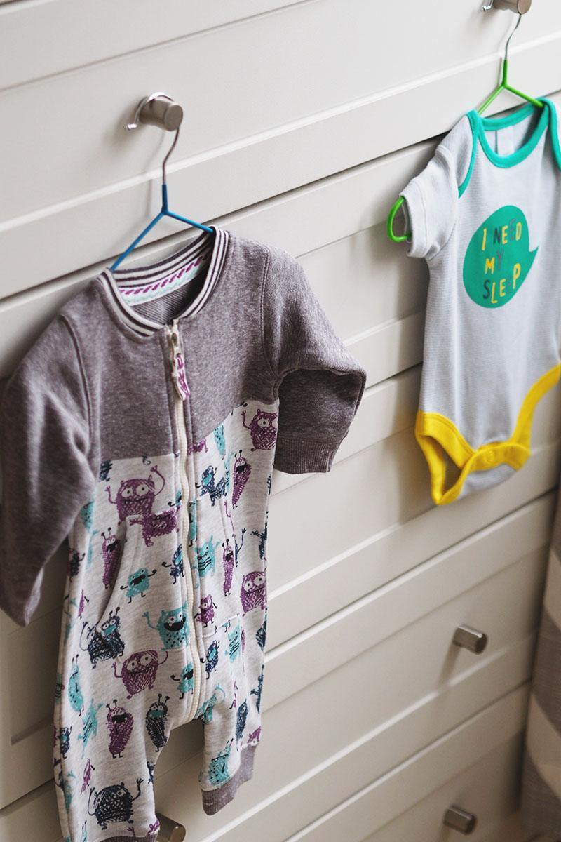 Colourful baby clothes, Bumpkin Betty