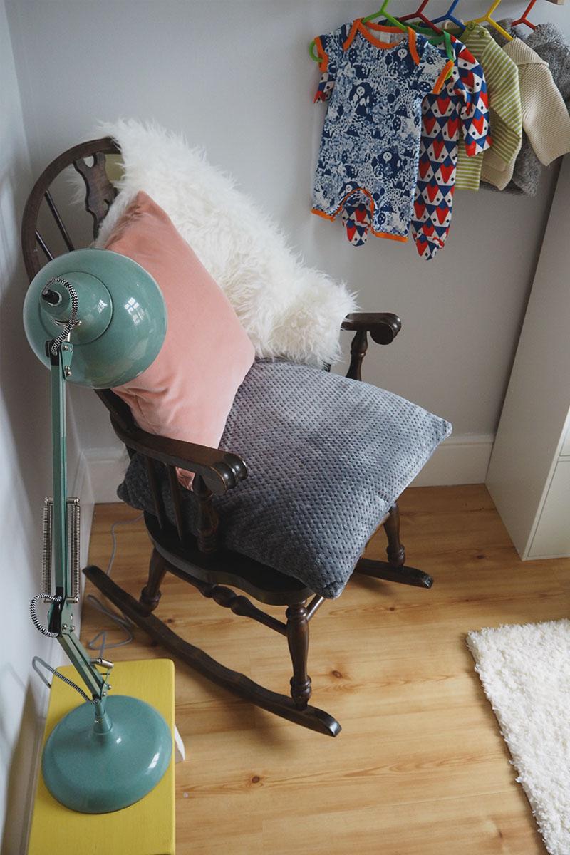 Colourful nursery makeover ideas, Bumpkin Betty