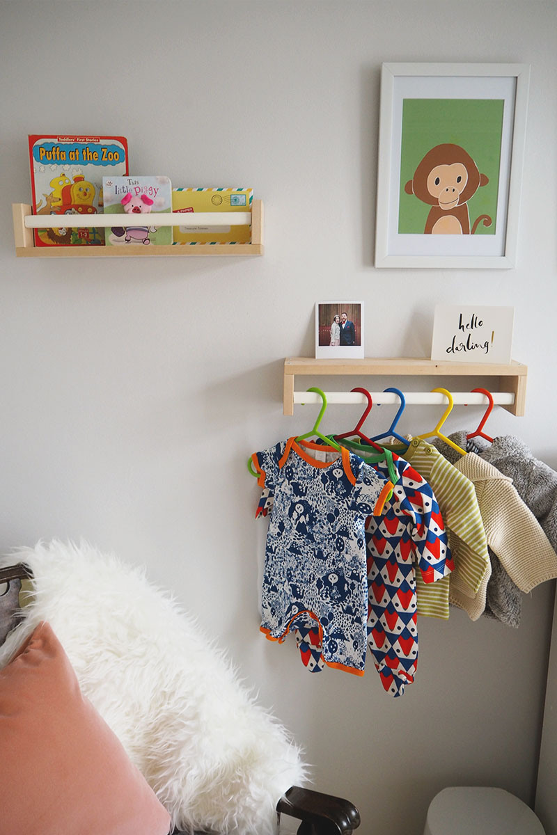 Decorating a gender neutral nursery, Bumpkin Betty