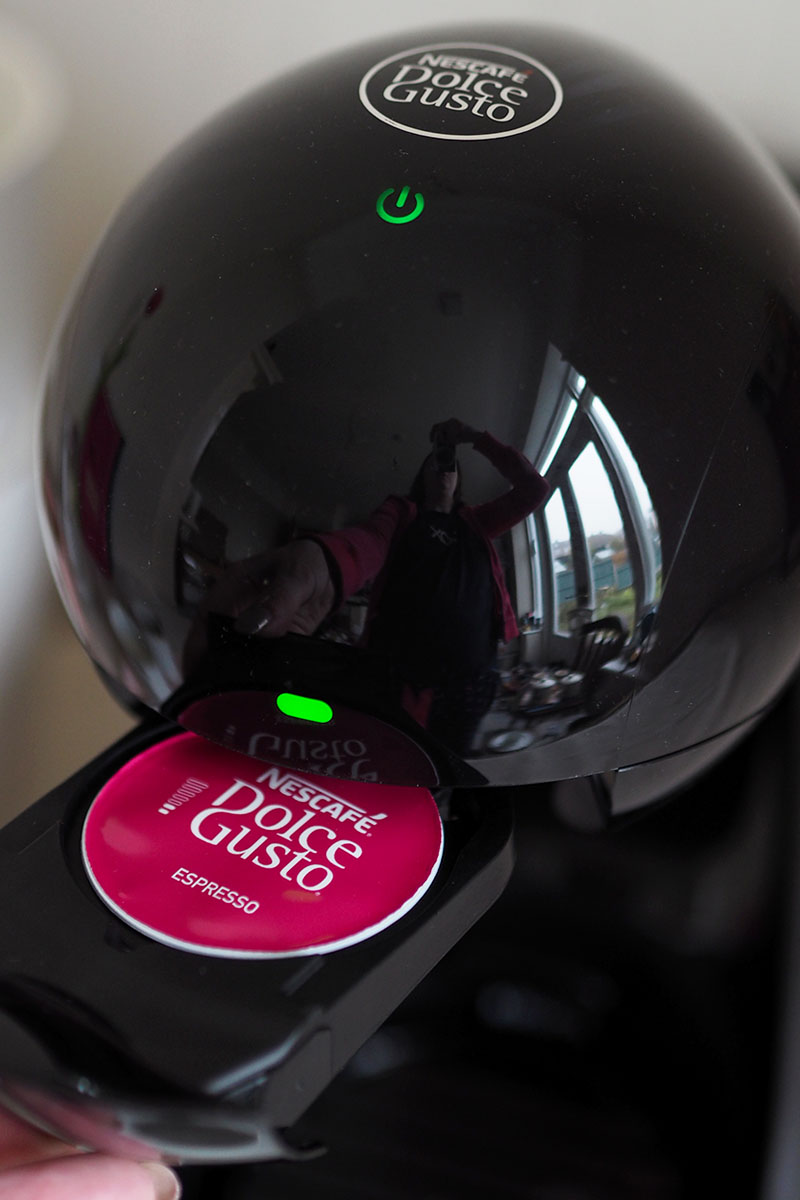 Dolce gusto coffee machine review, Bumpkin Betty