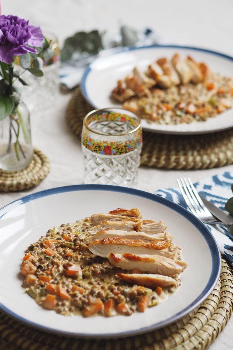 Hello Fresh dinner time challenge review, Bumpkin Betty