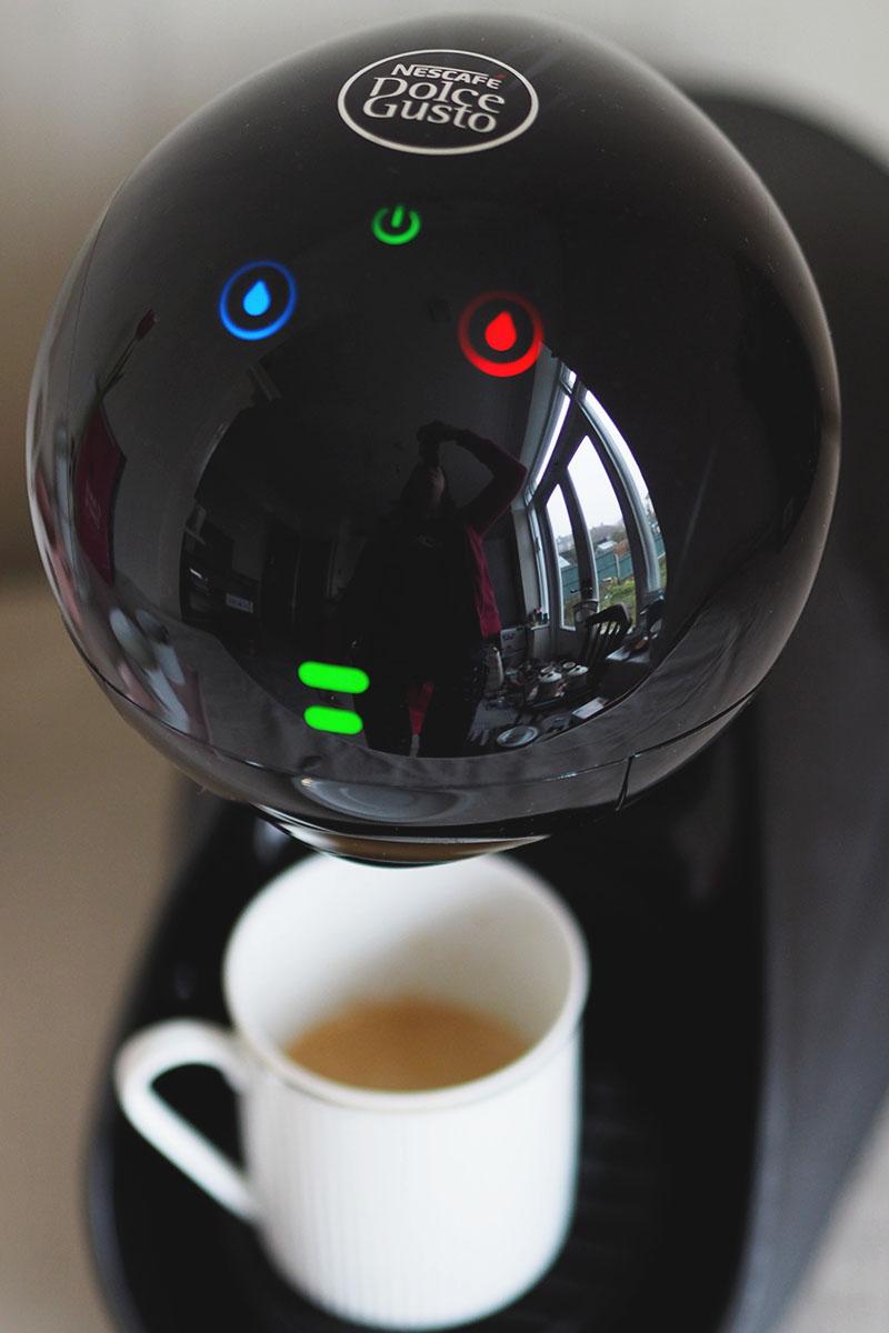 Nescafe Dolce Gusto coffee machine review, Bumpkin Betty