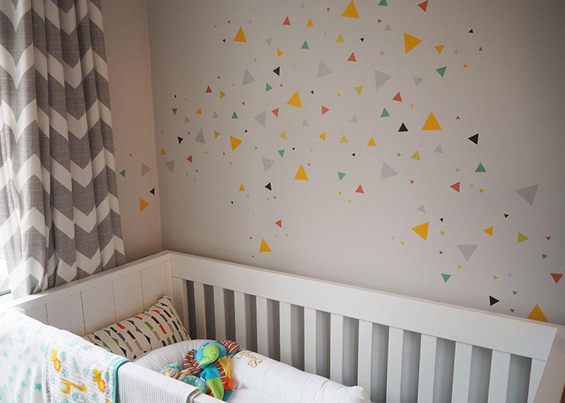 Nursery wall decal, Bumpkin Betty