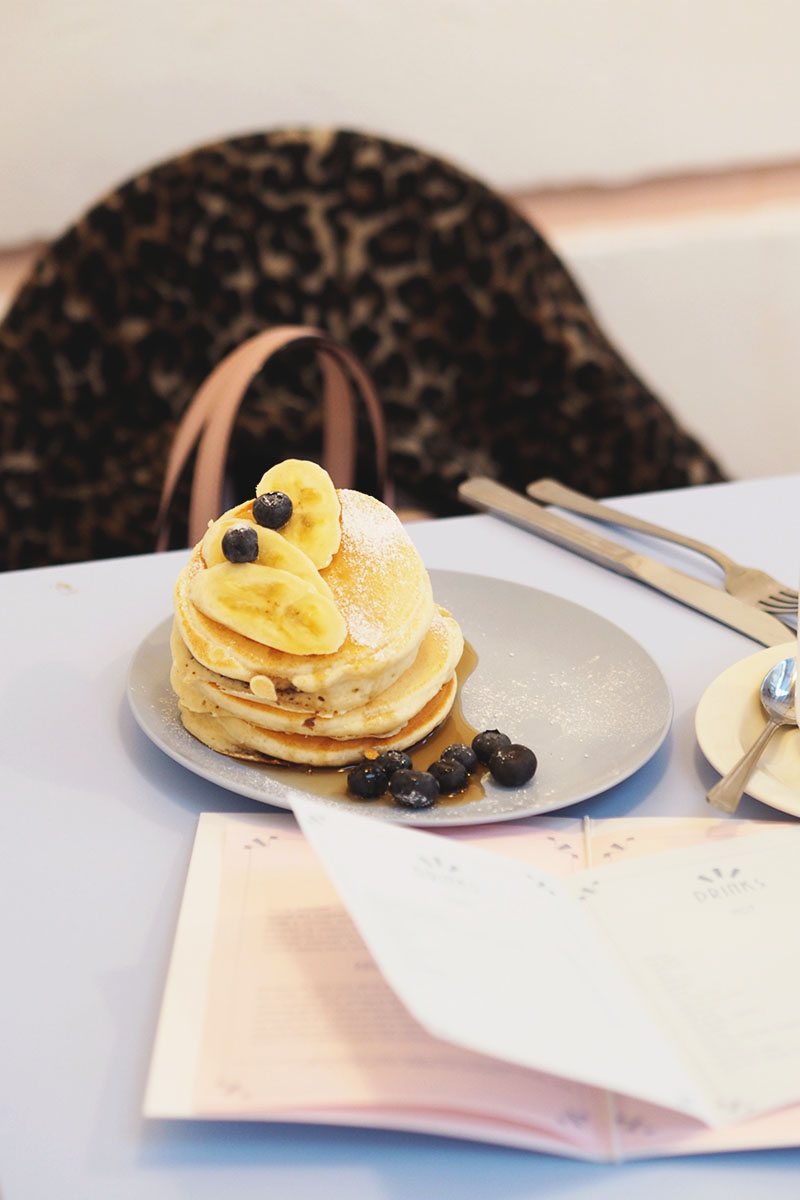Nutella pancakes london, Bumpkin Betty