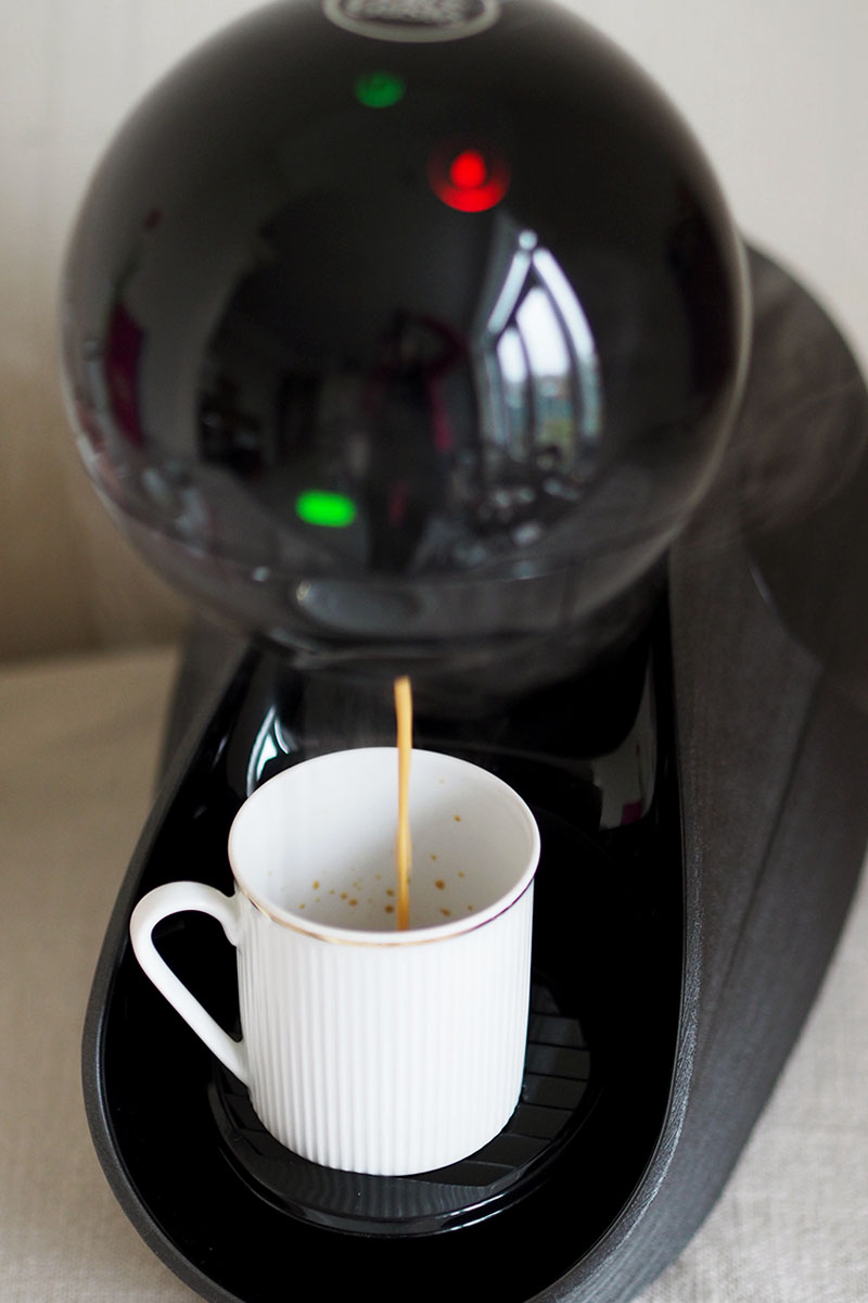 Review of Nescafe coffee machines, Bumpkin betty