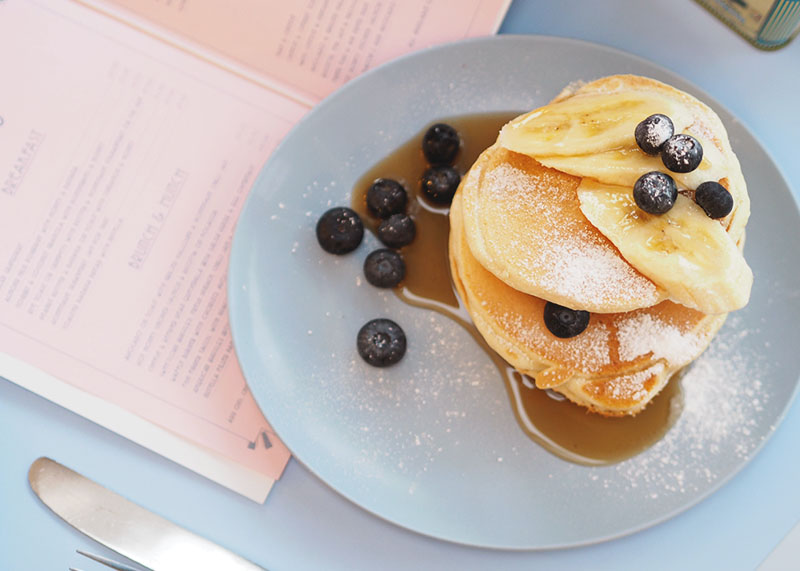 Where to find best pancakes in London, Bumpkin Betty