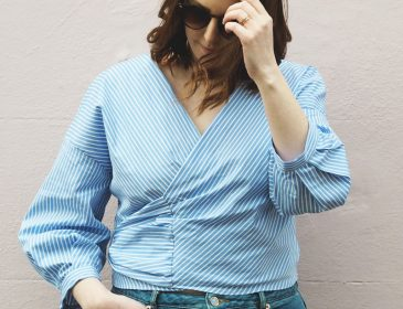 Stylish breastfeeding tops, Bumpkin Betty