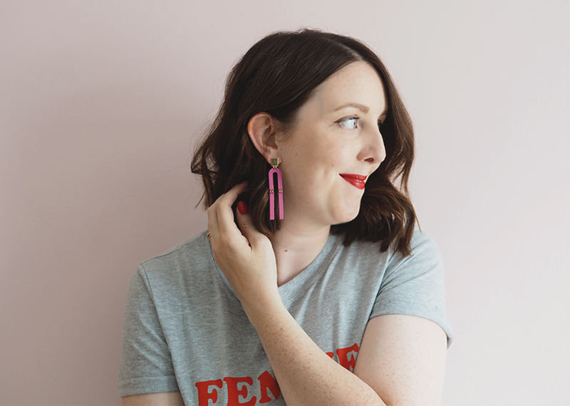 4 of the best statement earrings on the high street, Bumpkin Betty