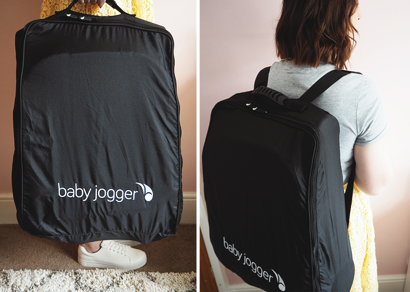 Baby Jogger City Tour review, Bumpkin Betty