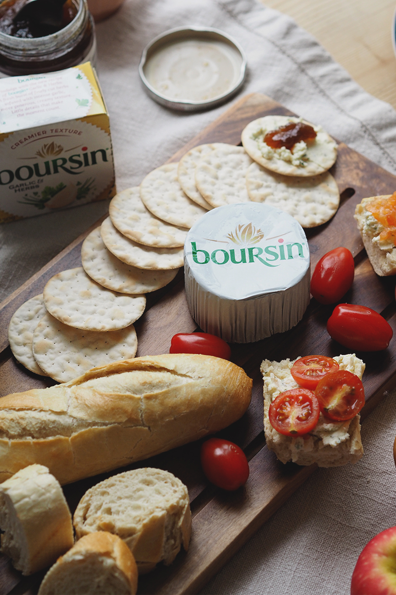 Boursin cheese recipe ideas, Bumpkin Betty