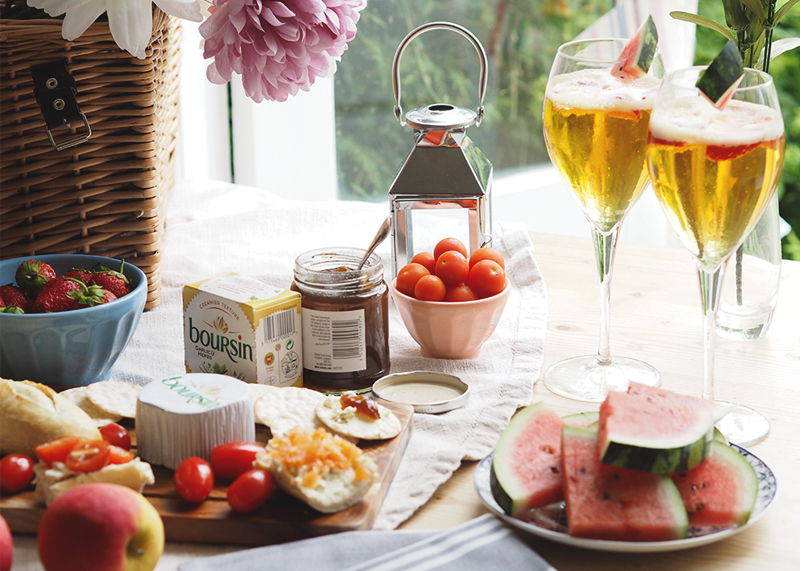 Summer picnic ideas, Bumpkin betty