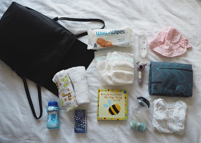 tips for travelling with a baby, Bumpkin Betty