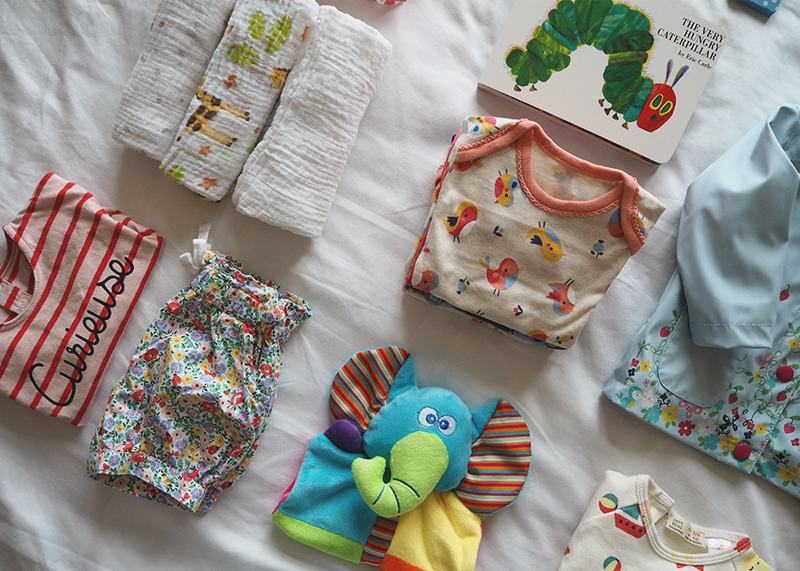 Travel essentials for travelling with a baby, Bumpkin Betty
