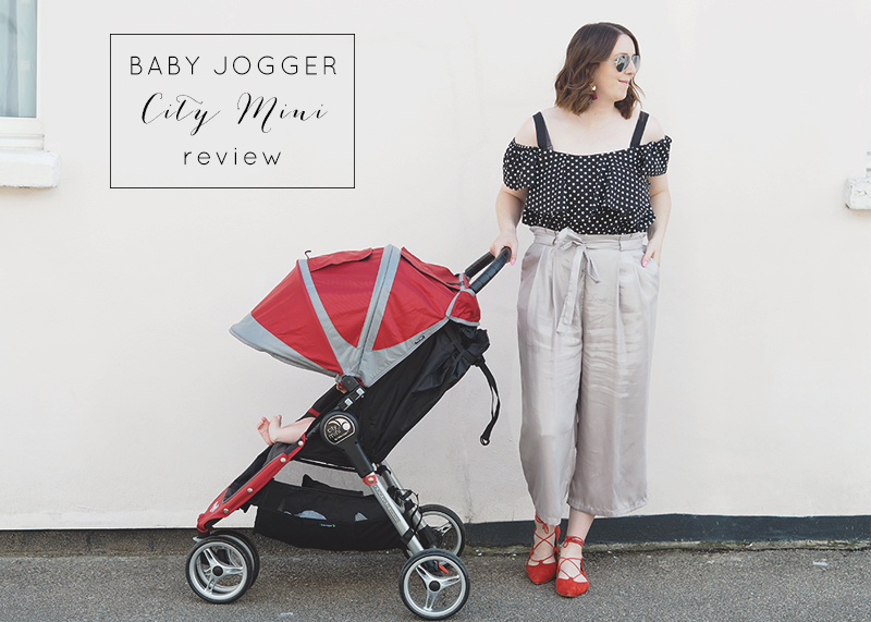 Baby Jogger city Mini review and tips, Bumpkin betty