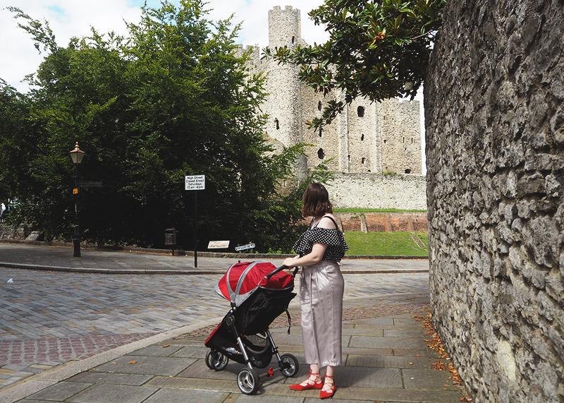 baby Jogger stroller review, Bumpkin Betty