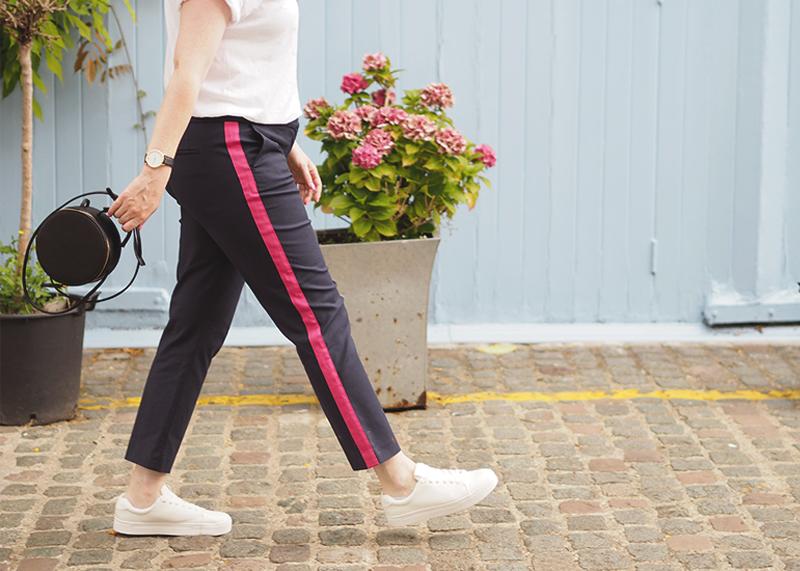Boden Richmond trousers, Bumpkin Betty