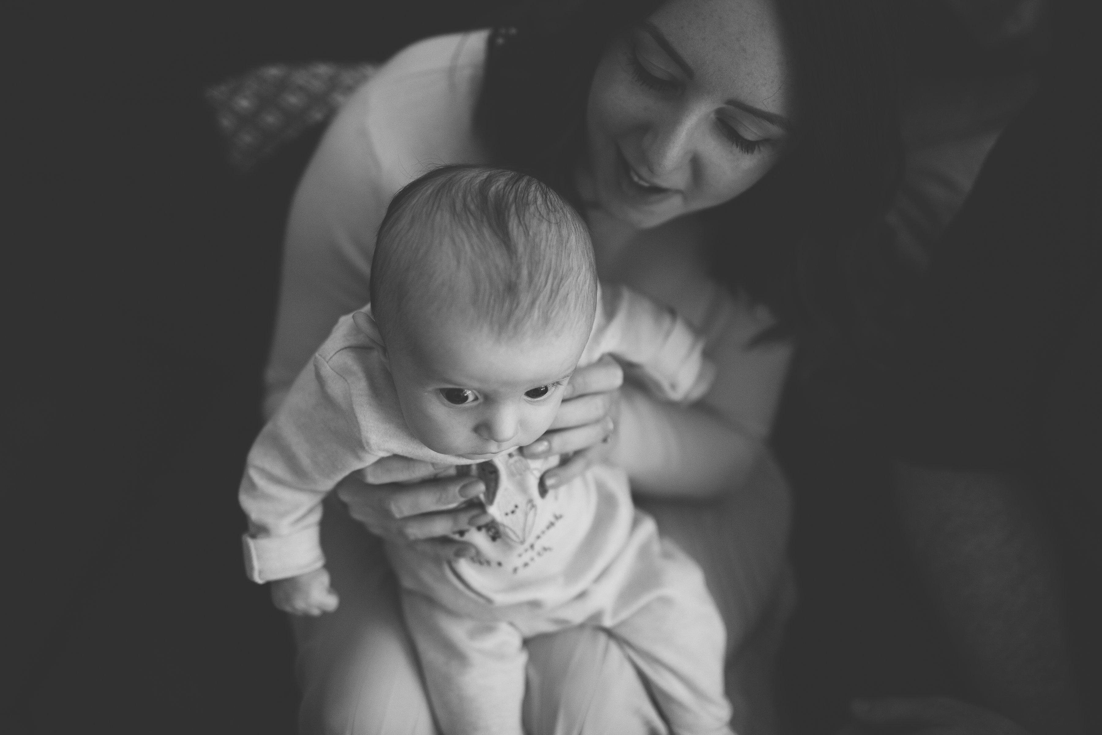 Life with a Newborn, Bumpkin Betty