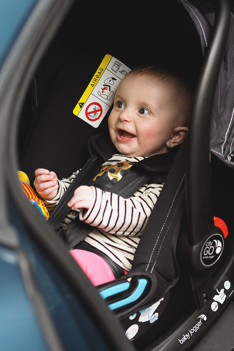 Best car seats for new babies, Bumpkin Betty