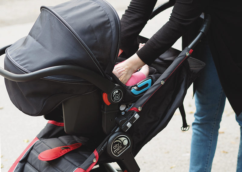 Best car seats for travelling with a baby, Bumpkin Betty