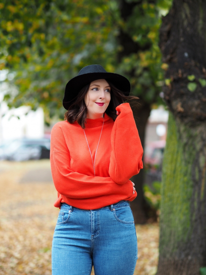 The best red jumpers on the high street, Bumpkin Betty