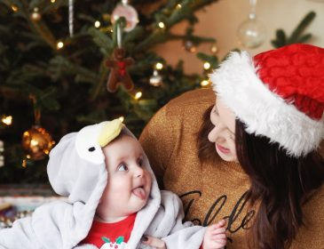 Baby's first Christmas, Jaclyn Ruth