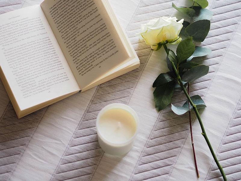 Sleeping on the Leesa Mattress, Jaclyn Ruth lifestyle blog