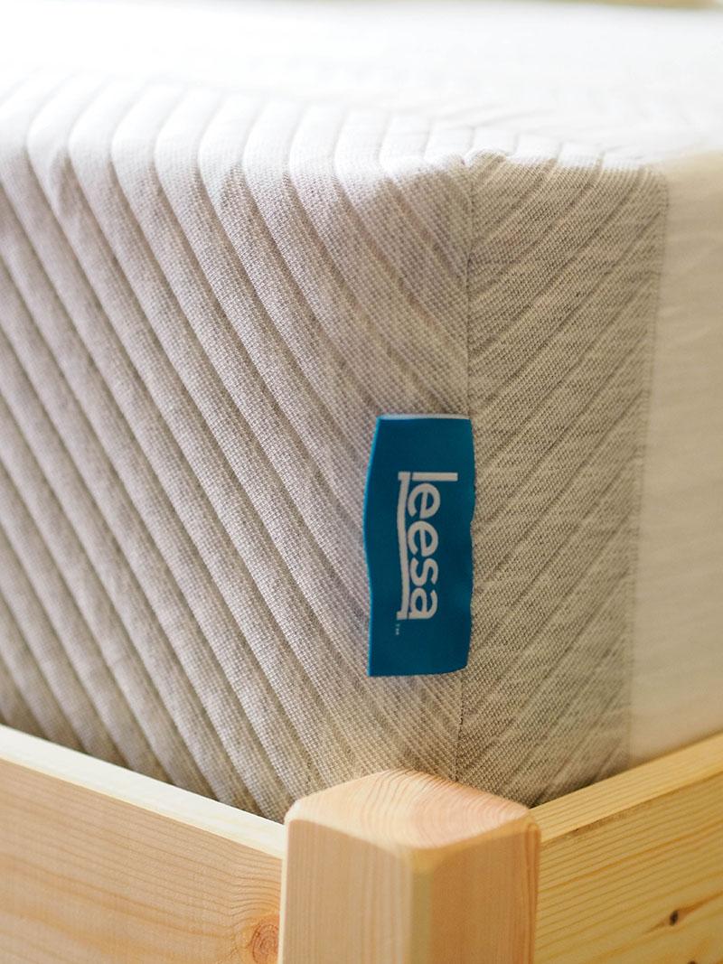 Reviewing the Leesa Uk mattress, Jaclyn Ruth lifestyle blog