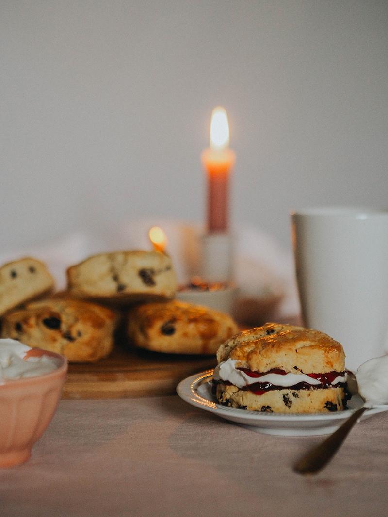 Easy scones recipe, Jaclyn Ruth lifestyle blog