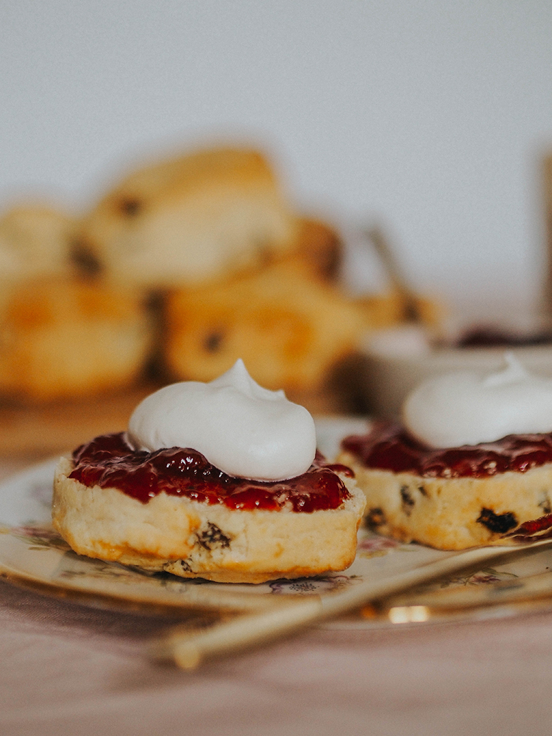 How to make fluffy gluten free scones, Jaclyn Ruth