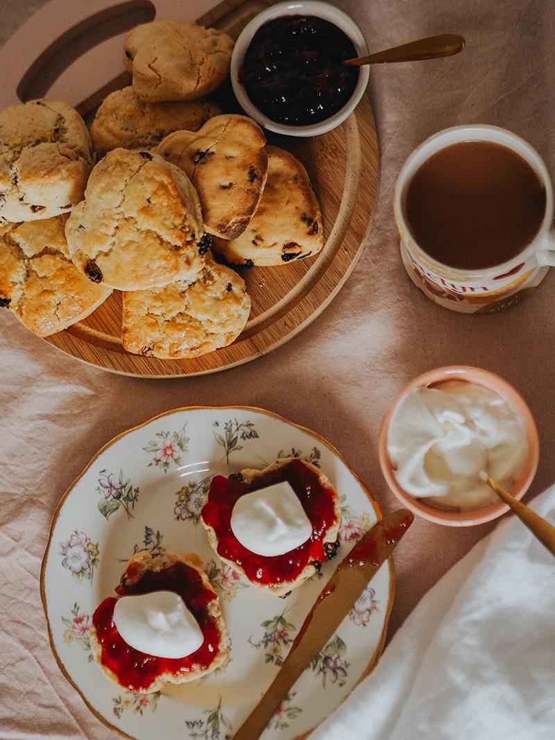 Best gluten free scones recipe, Jaclyn Ruth