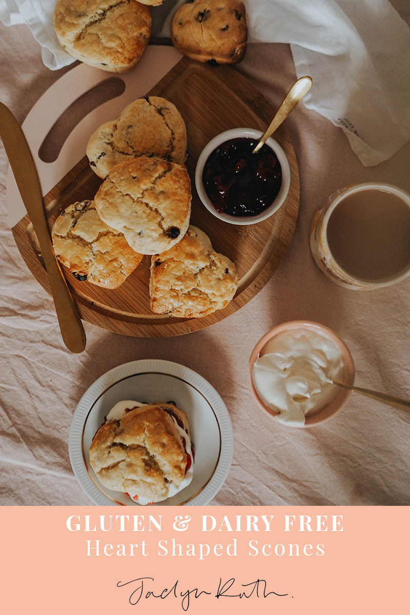 Heart Shaped Scones Pinterest, Jaclyn Ruth blog