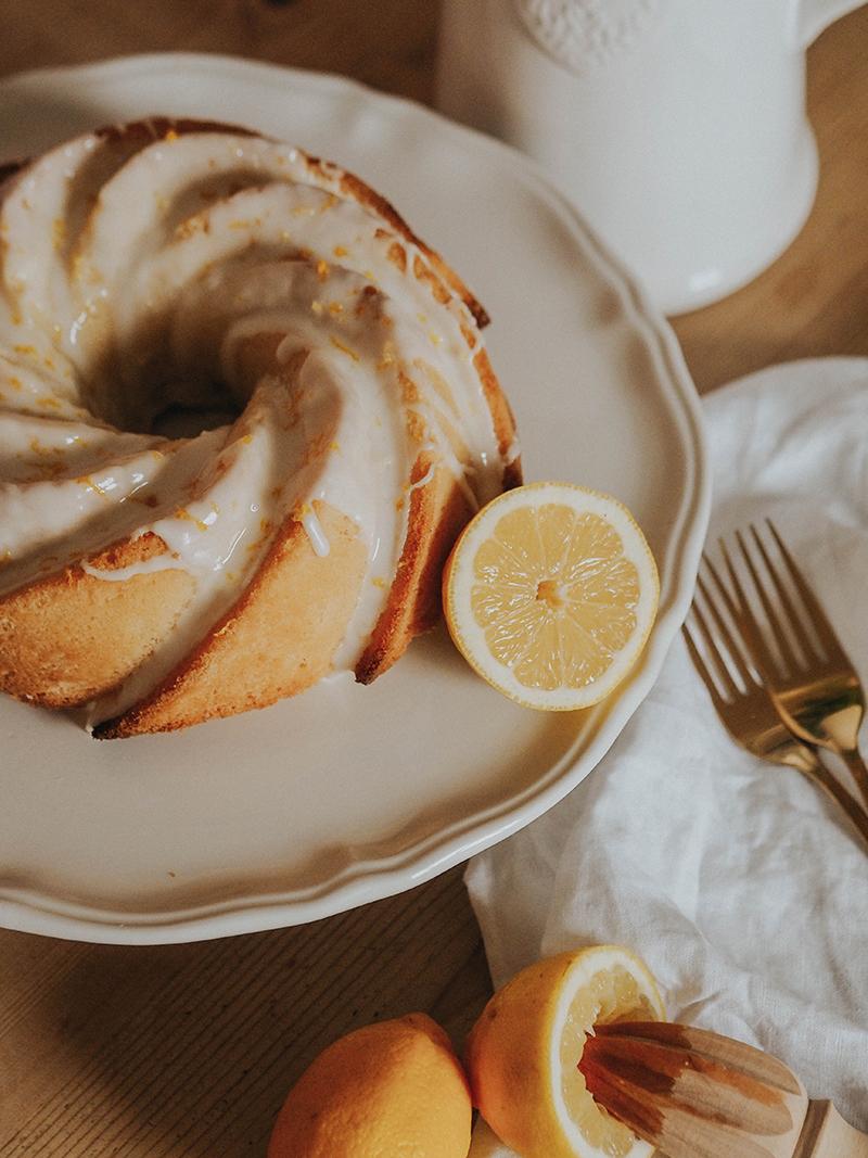 Ultimate lemon bundt cake recipe, Jaclyn Ruth