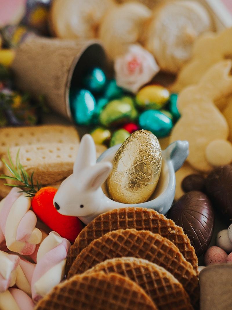 Easter sweet treat board ideas, Jaclyn Ruth